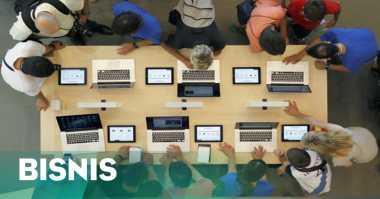 \Perdagangan Online Vs Offline Masih Imbang\