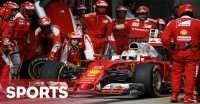 Sang Presiden Hatinya Hancur Melihat Ferrari Menderita