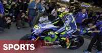 Hot Sport: Rossi Pede Bisa Optimalkan Ban Michelin