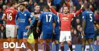 Bukti Kartu Merah Jarang Jadi Masalah Leicester