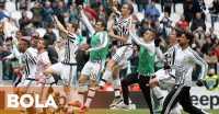 Raihan Emas Juventus Usai Taklukkan Carpi