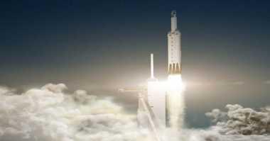 Roket Tebaru SpaceX Akan Lebih Gahar