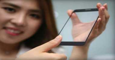 LG Taruh Sensor Sidik Jari Ponsel di Tempat Ini