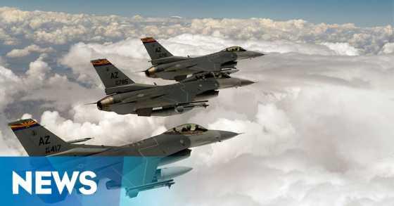 AS: Jika Ingin Beli F-16, Pakistan Harus Bayar Sendiri