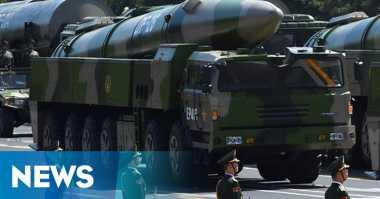 Pengamat: Militer AS Kalah Saing dari Pasukan China-Rusia