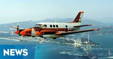 Tangkal Pengaruh China, Jepang Sewakan Pesawat Militer ke Filipina