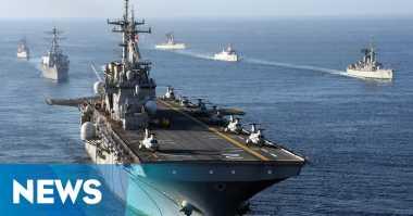 AS-India Kerjasama Lawan Kapal Selam China
