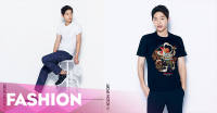 Pose Song Joong Ki dari Imut hingga Garuk-Garuk Perut