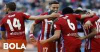 Soccerpedia: Mengenal Permainan Bertahan ala Atletico