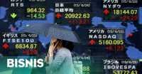 TERPOPULER: Bursa Asia Akhiri Pelemahan 4 Hari Beruntun