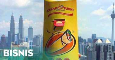 \INSPIRASI BISNIS: Kebab Turki Baba Rafi Jualan di Go-Food hingga Lazada\