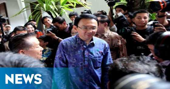 Sekda Diusir dari Masjid Luar Batang, Ahok Akan Lapor Polisi