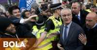 Drinkwater Salut atas Kerja Keras Ranieri di Leicester