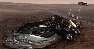 Misi Manusia Mendarat di Mars Tertunda 2 Tahun