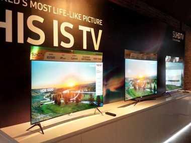 Teknologi Quantum Dot Display di TV Flagship Samsung