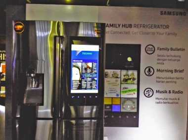 Samsung Masih Bungkam Soal Rilis Family Hub
