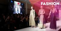 Parade Busana Kain Indonesia Barat Buka Panggung Mode JFFF 2016