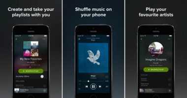 Perubahan Desain Spotify Tuai Pro dan Kontra
