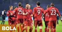 Susunan Pemain Bayern Munich vs Atletico Madrid