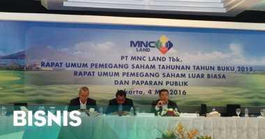 \RUPST MNC Land Angkat Direktur Independen Baru \