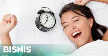 \8 Orang Sukses yang Tidur Kurang dari 7 Jam Sehari\