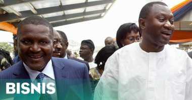 \Miliarder Nigeria Rugi Rp5,2 Triliun dalam 9 Minggu\