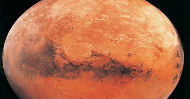 Terungkap Air Pernah Mengalir di Mars