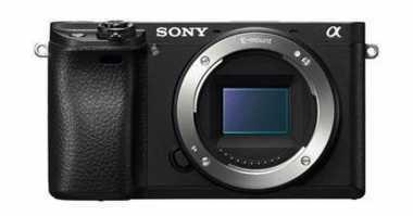 Sony Luncurkan Kamera Mirrorless 6300