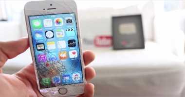 Dilakban, Apakah iPhone SE Selamat dari Ketinggian 300 Meter