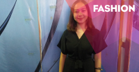 Kontestan The Voice Gloria Jessica Punya Selera Tinggi Fesyen