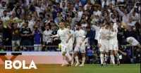 Kalahkan City, El Real Pastikan Derby Madrid Tersaji di Final Liga Champions
