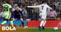 Ronaldo Letih tapi Bahagia Madrid ke Final Liga Champions