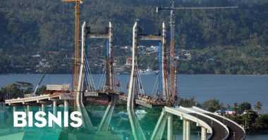 \Pertama di RI, Jembatan Apung Bakal Dibangun di Cilacap\