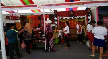 \Stand Rumah Karo Hadir di Medan Sumatera International Expo 2016\