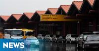 Masuk Terminal 1 Bandara Soetta Macet 1 Km