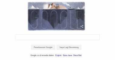 Google Doodle Rayakan Hari Lahir Sigmund Freud