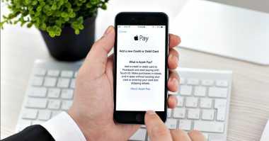 Apple Rencanakan Apple Pay Versi Web