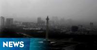 Akhir Pekan, Malam Hari Hujan Guyur Wilayah Jabodetabek