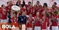 Gelar Spesial untuk Bayern