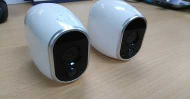 Review: Arlo Wire-Free System (VMS3230), Kamera CCTV Tanpa Kabel