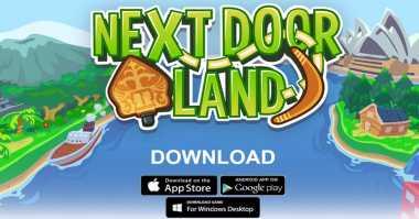 Sensasi Memainkan Game Next Door Land