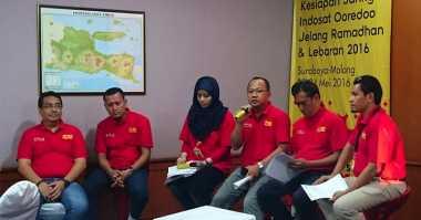 Indosat Ooredoo Antisipasi Lonjakan Trafik Telekomunikasi