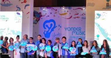 XL & Yonder Hadirkan Layanan Musik Streaming