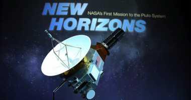 Pesawat Penjelajah Pluto Siap Eksplor Bimasakti Lebih Jauh