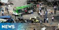 Suriah Salahkan Turki, Qatar, dan Saudi atas 7 Serangan Bom