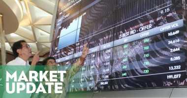 \Riset Saham Daewoo Securities: IHSG Tinggalkan Zona Merah\
