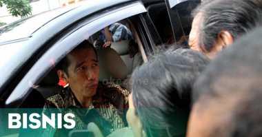 \Jokowi Bentuk Tim Pengawal Paket Kebijakan\