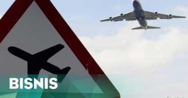 \TERPOPULER: Kemenhub Cabut Izin 6 Rute Penerbangan 5 Maskapai   \