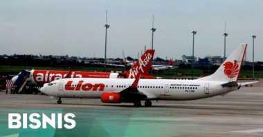 \Aksi Mogok Pilot Lion Air Diharapkan Tak 'Menular'\