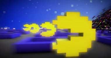 Juni, Game 'Pac-Man 256' Sambangi Konsol